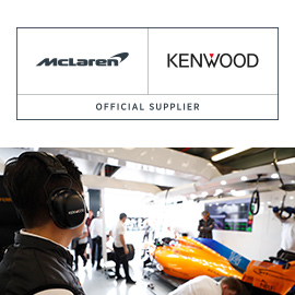 McLaren F1 Team Wireless communications technology